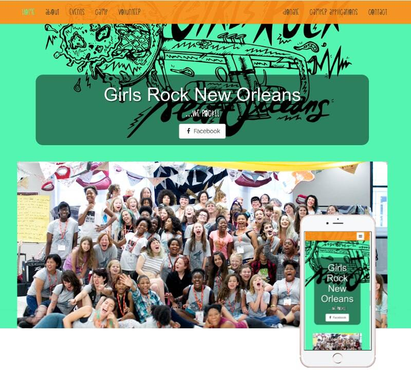 Girls Rock New Orleans 1