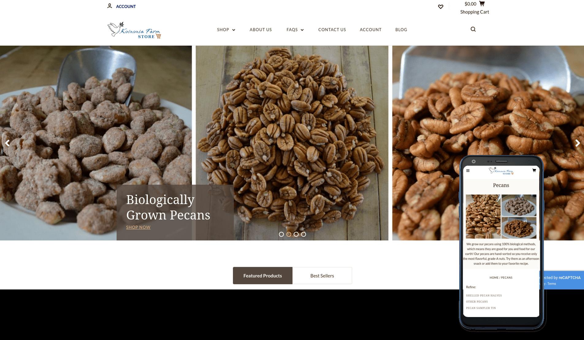 Koinonia Farm Store